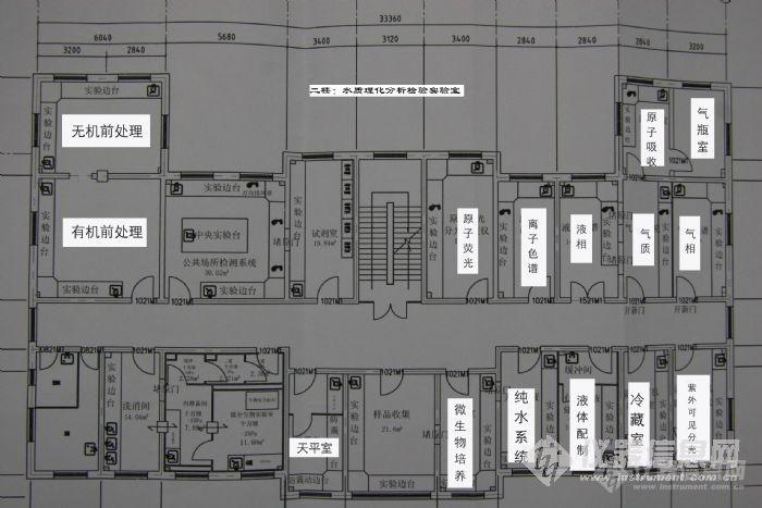 主题:【求助】两张实验室设计图,请大家提出宝贵意见!