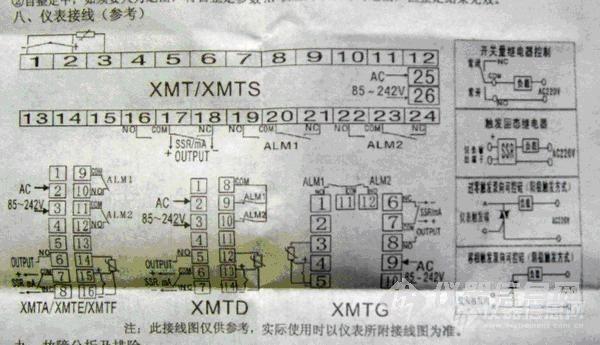 输出控制信号为dc12v直流电压,直接驱动ac-ssr 交流固态继电器. 7.