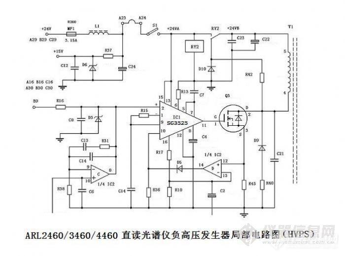 pwm脉冲发生器电路图
