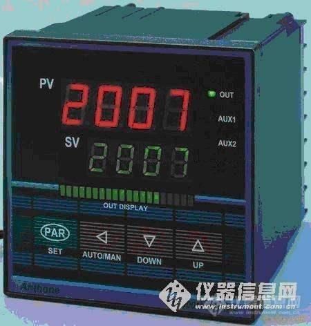 实验室仪器设备温度指示调节仪发展综述