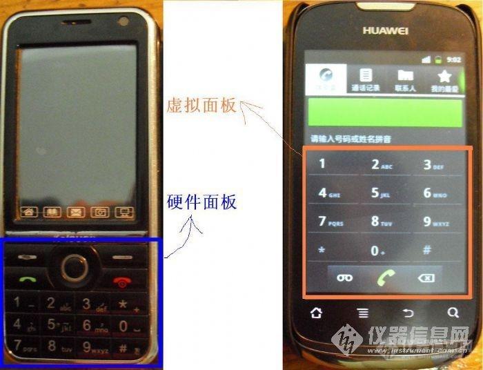 手机频率计电路图