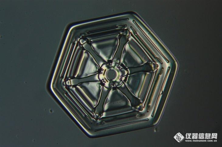主题:【分享】冰晶微观结构欣赏